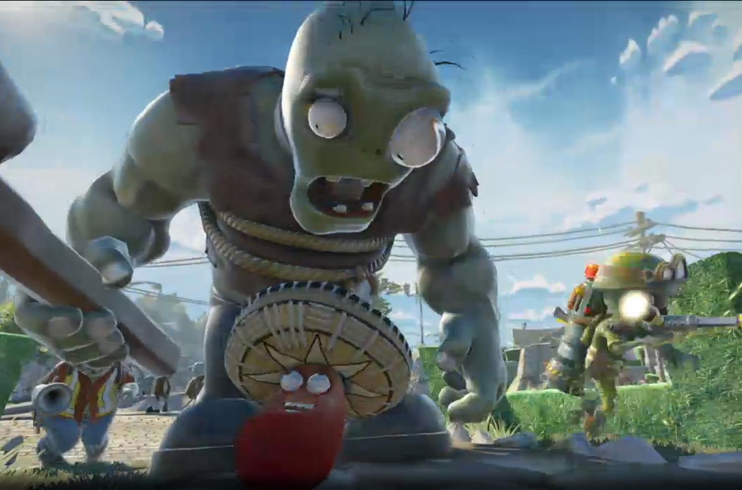 Preview plants vs zombies garden warfare stevivor - Free plants vs zombies garden warfare ...