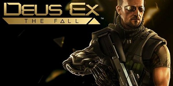 deus ex the fall apk Android