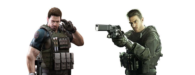 Resident Evil 7 Capcom Admits Roided Up Redfield Looked