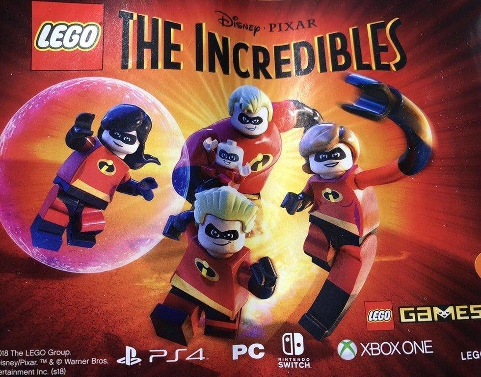 LEGO The Incredibles video game heading to PC, consoles | Stevivor