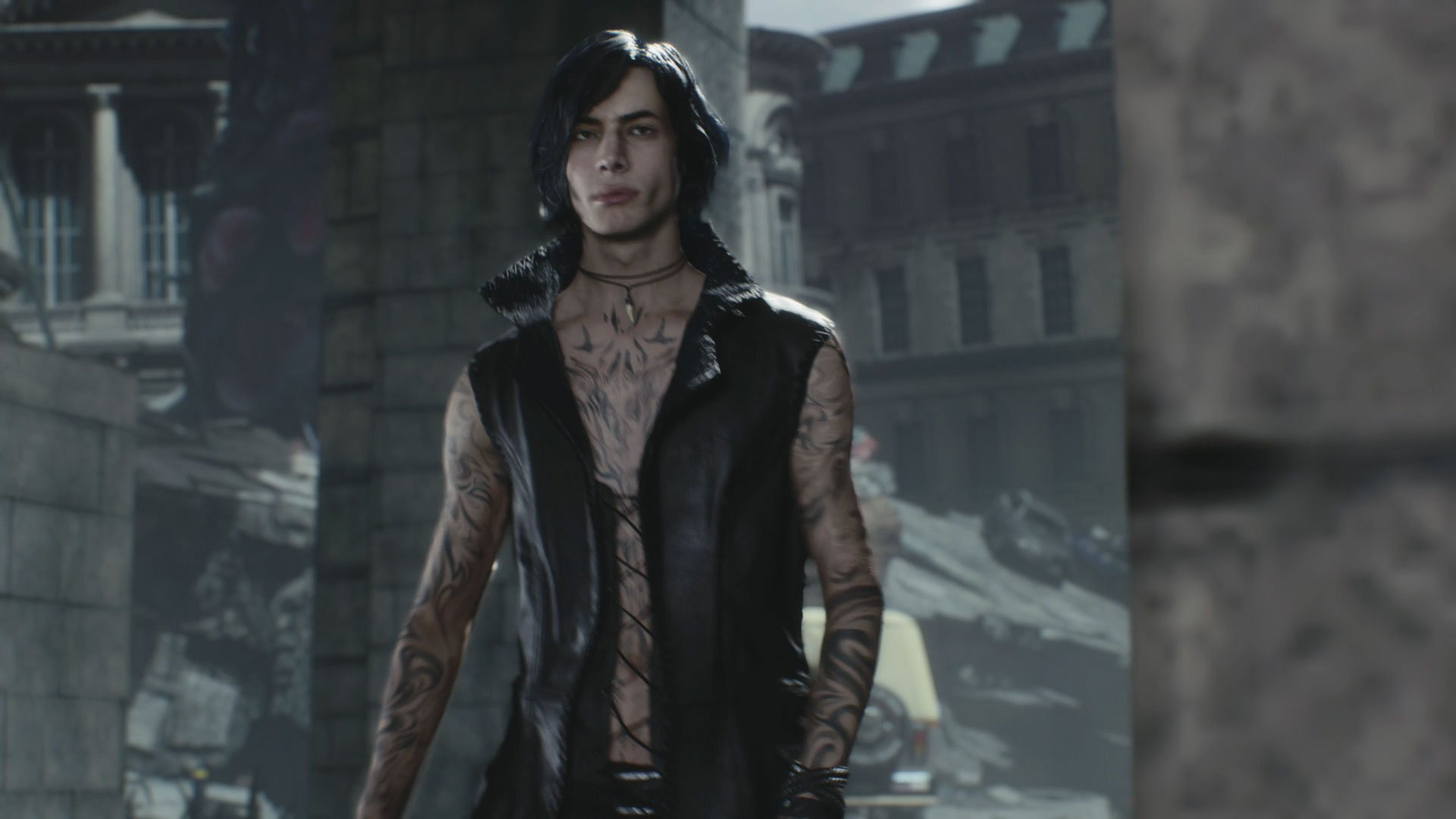 Devil May Cry 5 Bloody Palace Character Leaked By Datamine Stevivor