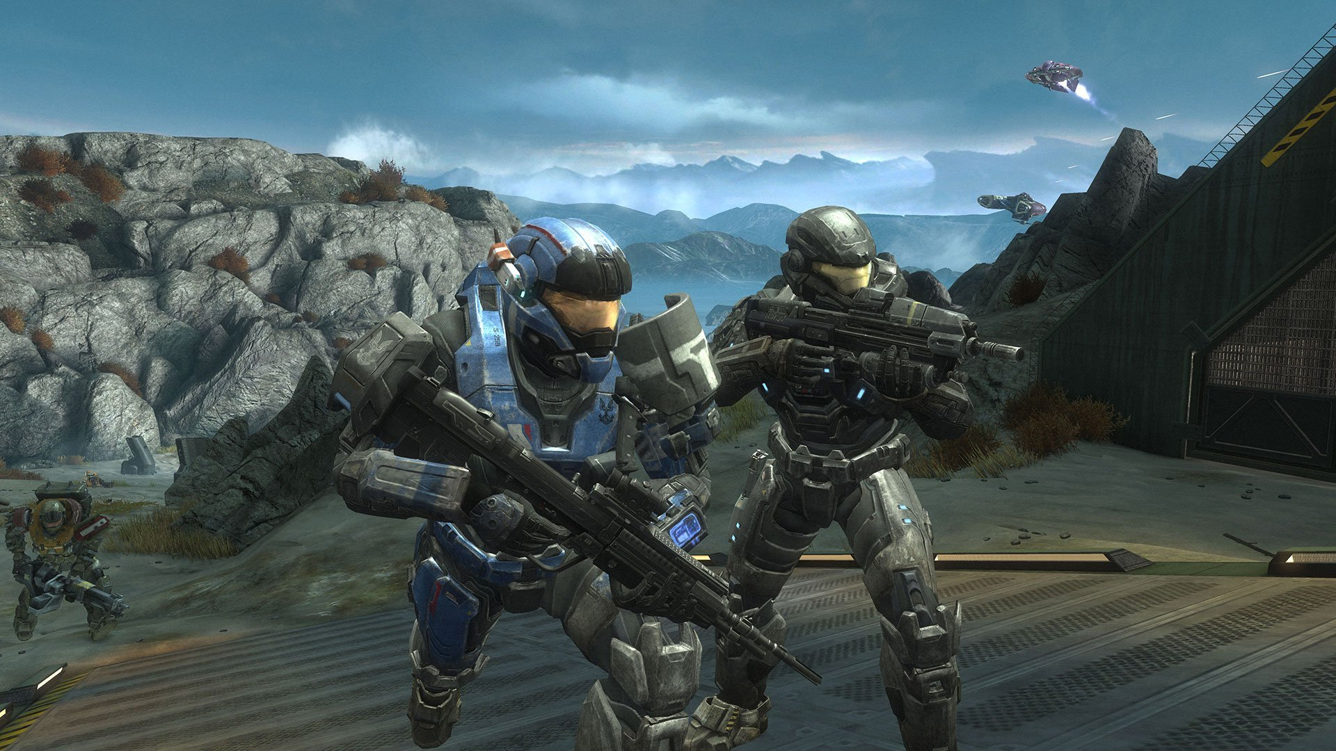 Halo Reach To Be Added To Halo The Master Chief Collection