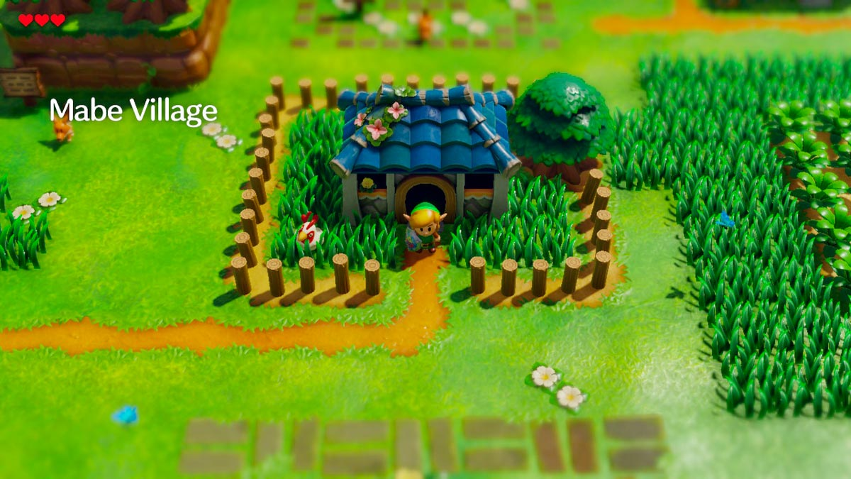 The Legend Of Zelda Link S Awakening Review The Amiibo Toy