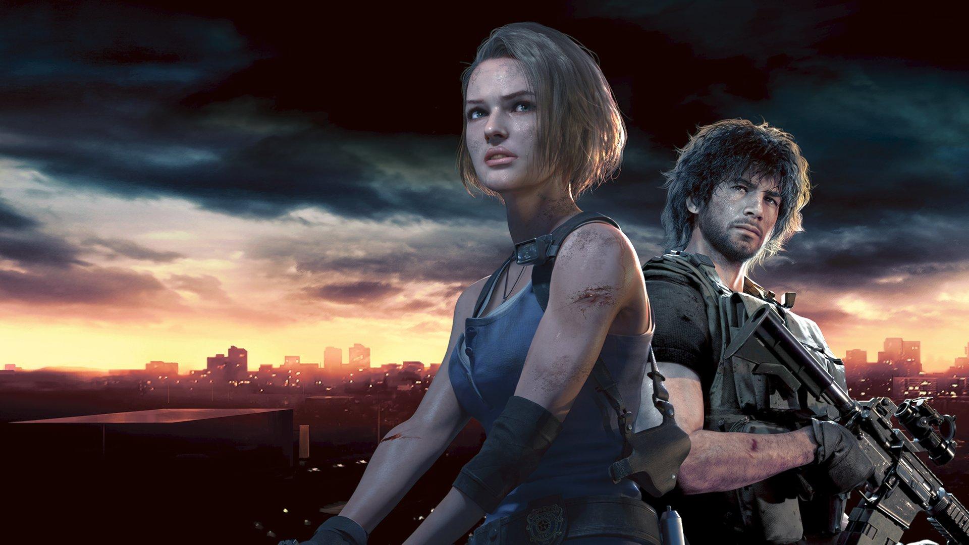 Resident Evil 3 Remake Won T Have Multiple Endings Live Selection
