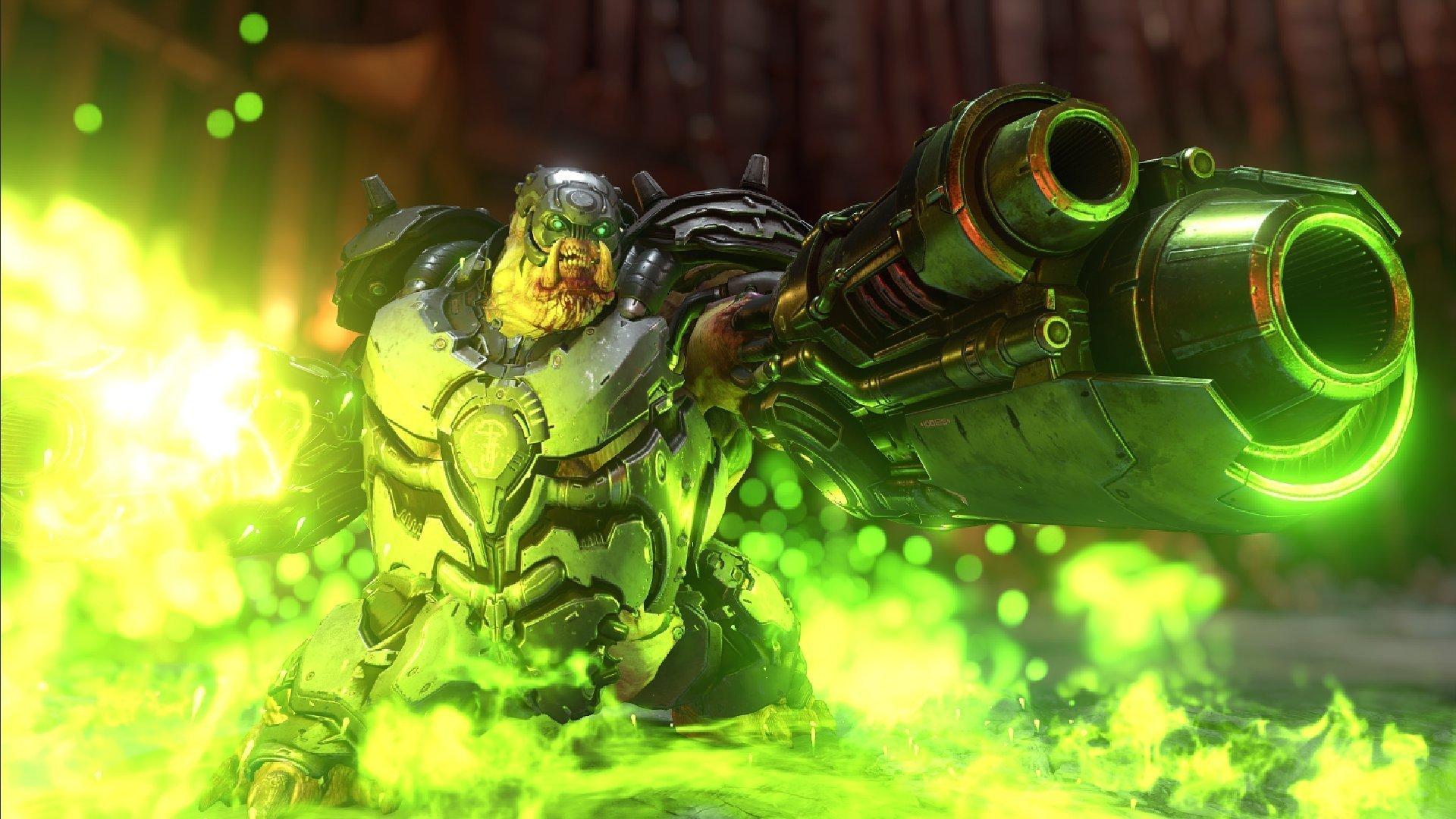 نتيجة بحث الصور عن Doom Eternal