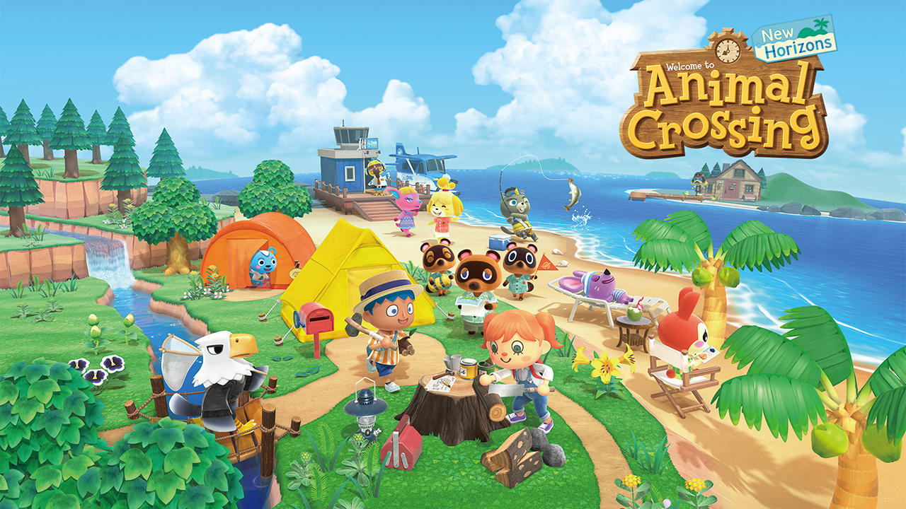 Animal Crossing New Horizons: How To Scan QR Codes - Binge