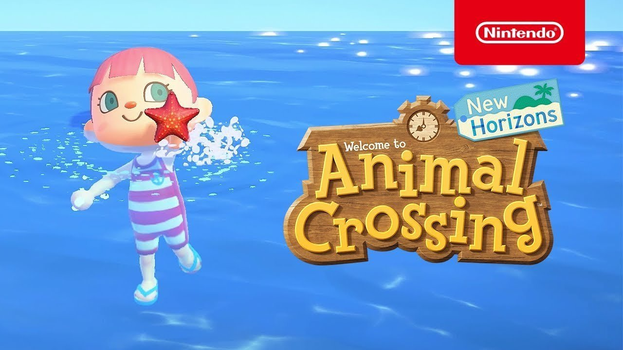 Animal Crossing New Horizons July update adds swimming, more ...